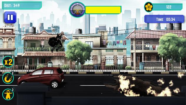 Flying Jatt The Game apk screenshot
