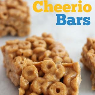Peanut Butter Cheerio Bars Recipes