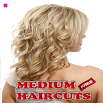 Medium Haircuts APK Image