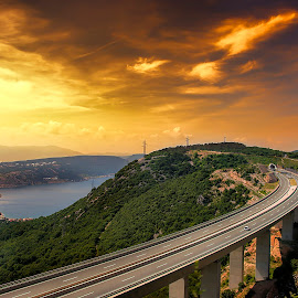 by Manuela Dedić - Landscapes Mountains & Hills