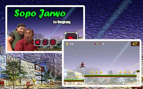 Sopo Jarwo Ke Hongkong- screenshot thumbnail
