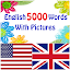 English 5000 Words with Pictures