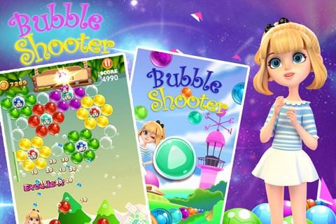 Bubble Shooter Deluxe Screenshot 2