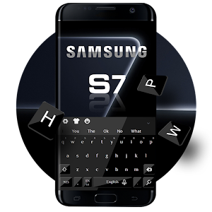 Keyboard for Galaxy S7 For PC