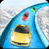 Game Frozen Water Slide Car Race APK for Windows Phone