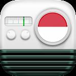 Radio Indonesia - Aplikasi Radio FM Icon