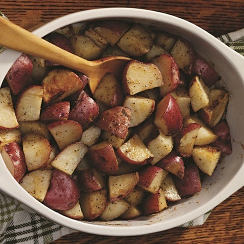 Country-Roasted Barbecue Potatoes