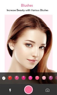 Selfie Beauty Makeup Camera - Face Photo Editor
