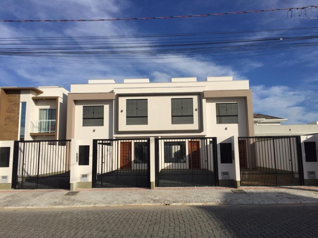 Sobrado com 2 dormitórios à venda, 70 m² por R$ 187.000,00 - Mata Atlântica - Tijucas/SC
