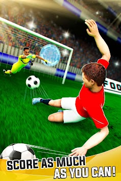 Manchester Devils Soccer - Football Goal Shooting APK screenshot thumbnail 2