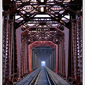 railway track by Adnan Aslam - Travel Locations Railway