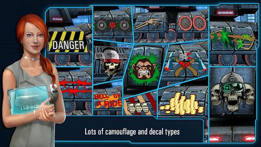 Iron Tanks - Online Battle - screenshot
