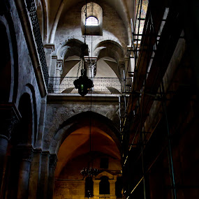 Church of the Holy Sepulchre by Eliran Daniel - Buildings & Architecture Places of Worship