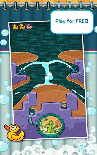 Where's My Water? Free screenshot 1