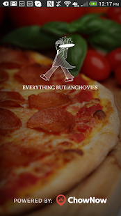 Everything But Anchovies - screenshot