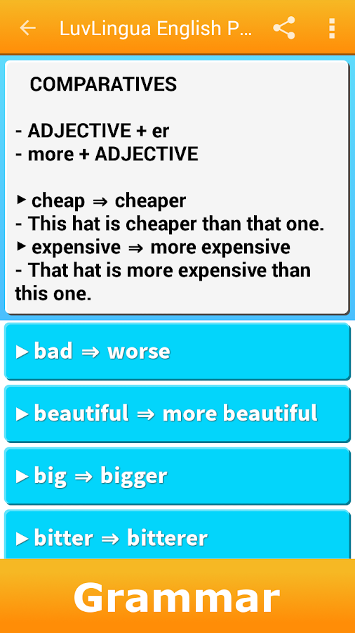 Learn English LuvLingua Pro Screenshot 4
