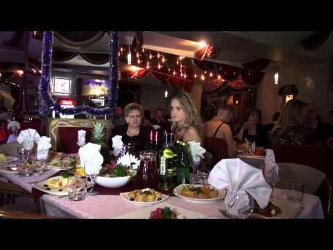 Новый год в ресторане у александра