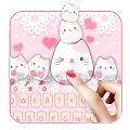 App Lovely Cute Kitty Keyboard APK for Kindle