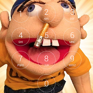 Jeffy Lock Screen For PC