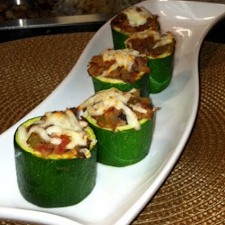 and bean zucchini stuffed with pinenuts kalyn s kitchen black bean ...
