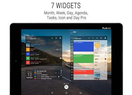 Business Calendar 2 screenshot 12