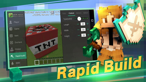 Master for Minecraft-Launcher screenshot 5