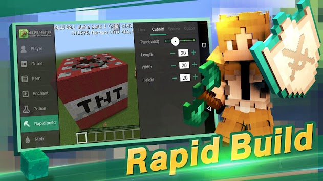 Master For Minecraft-Launcher APK screenshot thumbnail 5