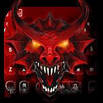 Red Dragon Keyboard Theme Icon