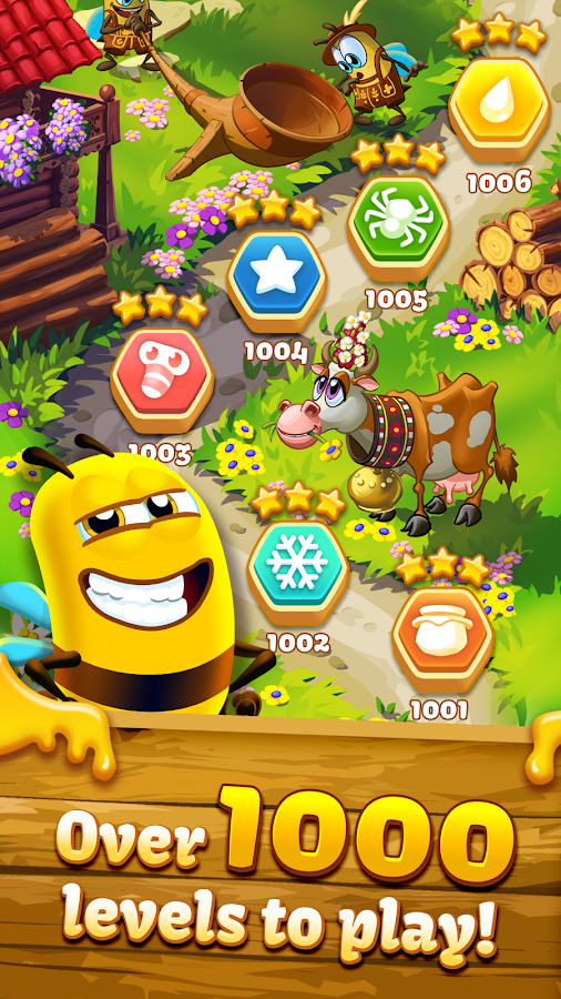 Bee Brilliant Screenshot 2