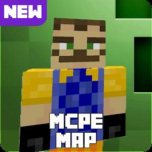 Map Hello Neighbor for MCPE For PC (Windows & MAC)