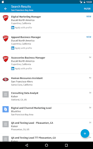 LinkedIn Job Search screenshot 13