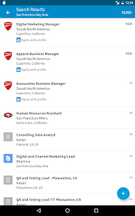 LinkedIn Job Search APK for Bluestacks