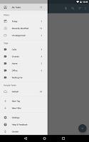 Screenshot of Tasks: Astrid To-Do List Clone