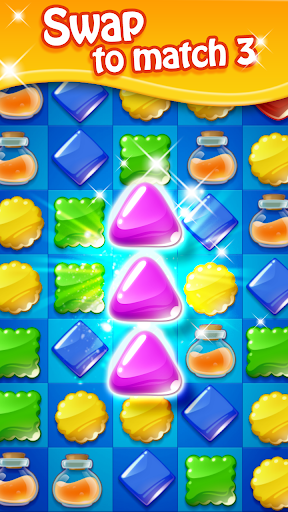 Cookie Mania - Sweet Match 3 Puzzle screenshot 5