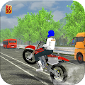 Game Heavy Traffic Bike Rider 2017 APK for Kindle