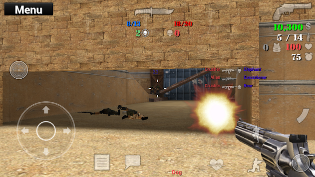 Special Forces Group 2 APK screenshot thumbnail 6