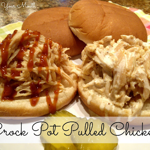 Crock Pot Pulled Chicken