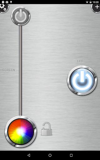 Flashlight HD LED screenshot 8