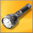 Mini flash light (LED+Display)