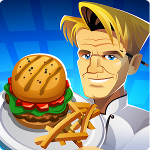 RESTAURANT DASH: GORDON RAMSAY For PC