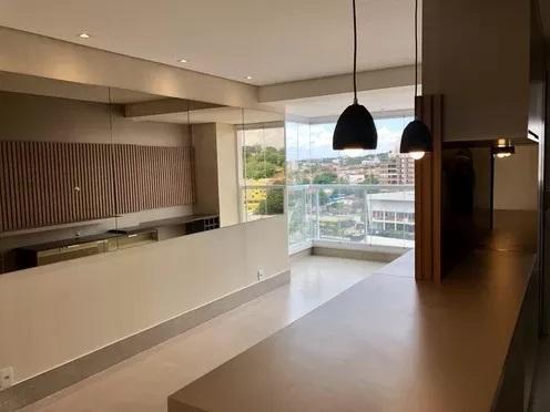 Loft com 1 dormitório à venda, 58 m² por R$ 720.000 - Cambuí - Campinas/SP