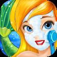 Mermaid Princess: Makeup Salon