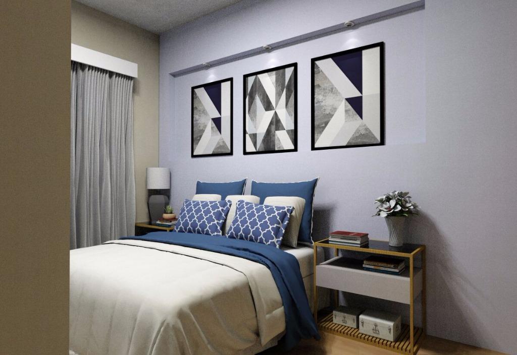 Cobertura de 3 dormitórios em Vila Pires, Santo André - SP