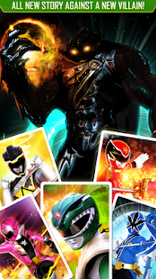 Game Power Rangers: UNITE apk for kindle fire