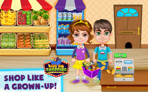 Supermarket Mania – Shopping Games APK for Bluestacks