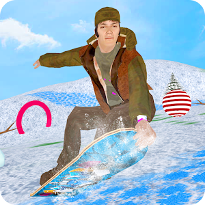 Snowboard Freestyle Stunt Simulator For PC (Windows & MAC)