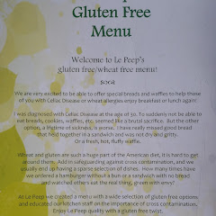 their gluten free philosophy speaks to my heart