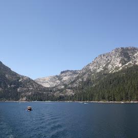 lake Tahoe  by Leelamohan Anantharaju - Landscapes Mountains & Hills