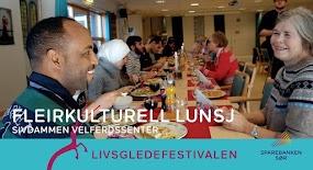 Fleirkulturell lunsj