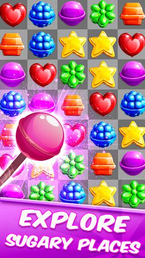 Lollipop Crush Match 3 screenshot 1